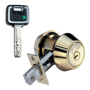 MUL-T-LOCK DEAD-BOLT MT-5